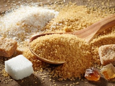 cane sugar vs brown sugar
