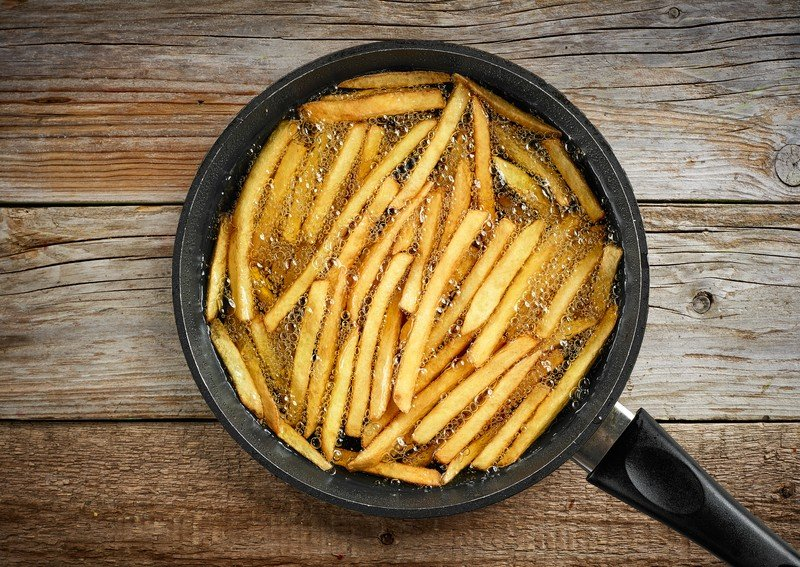 Deep fry French Fries
