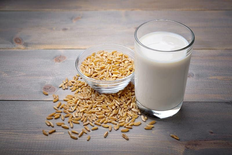 Wheat Milk