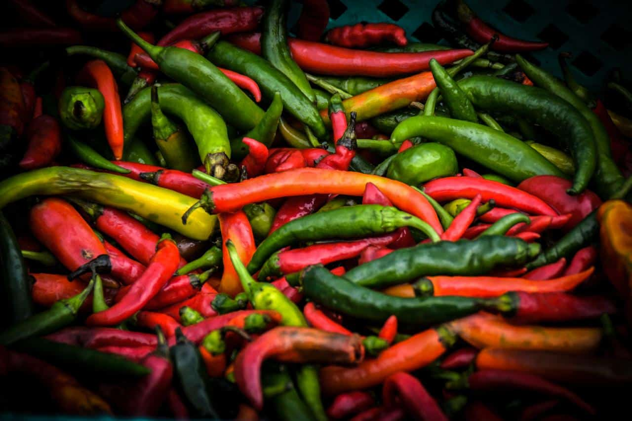 Thai Luang peppers