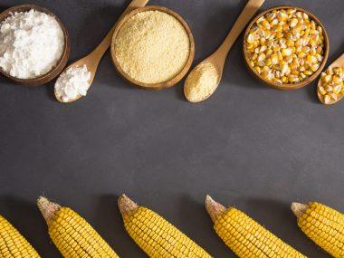 Corn Meal vs Corn Starch