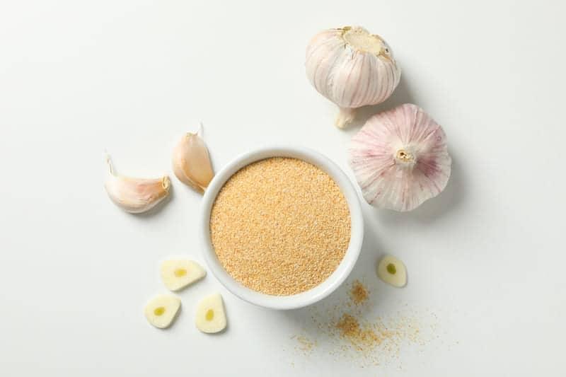 Minced Garlic: