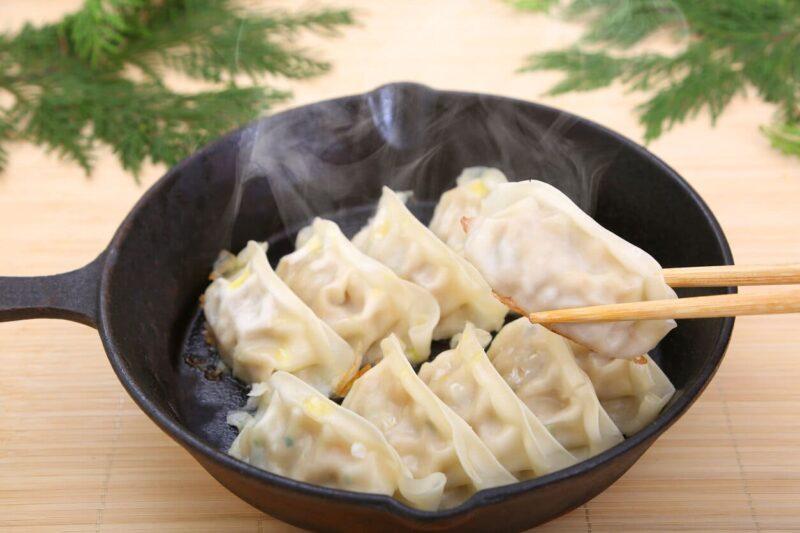 Fried vs Steamed Dumplings
