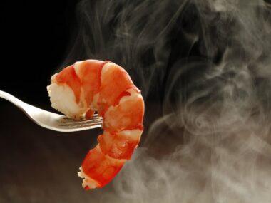 boil shrimp